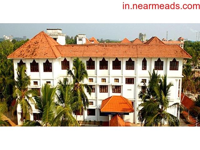 Marian Engineering College Thiruvananthapuram - 1