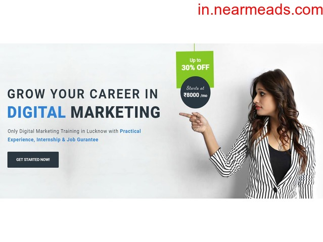 Click Retina – Best Digital Marketing Training Lucknow - 1