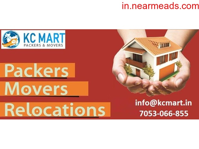 Easy and Safe Home Shifting Services in Delhi with KCMART - 1