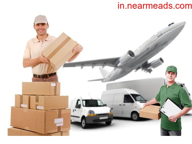 Ashmitha Packers and Movers Coimbatore - 1