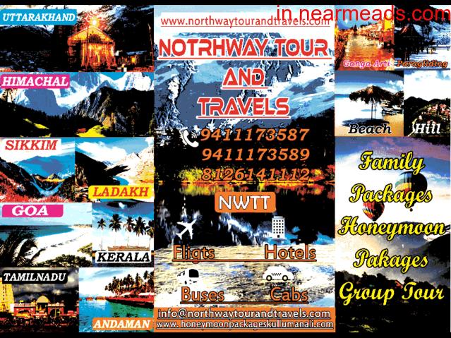 Shimla Kullu Manali Honeymoon Packages - 2