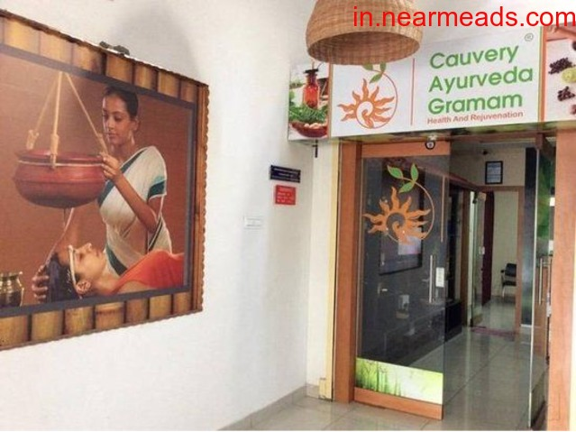 Get the Best Spa Massage in Coimbatore at Cauvery Ayurveda Gramam - 1