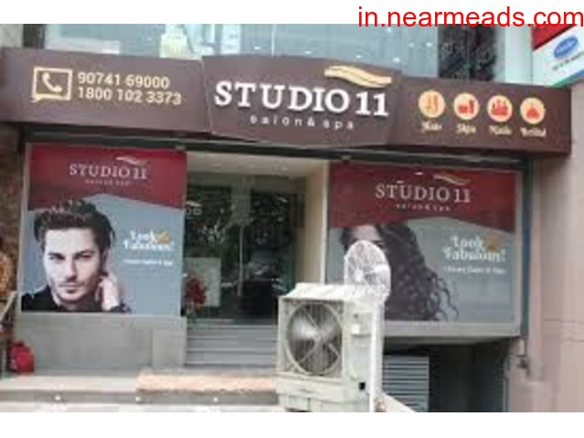 Get a Full Body Massage in Coimbatore at Studio11 - 1
