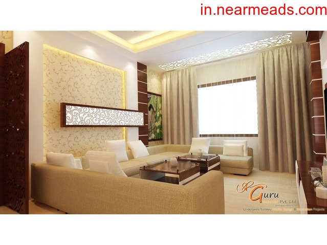 Guru Interiors – Best Interior Decorators in Lucknow - 1