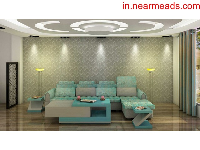 The Wall Designers – Best Interior Decorators in Lucknow - 1