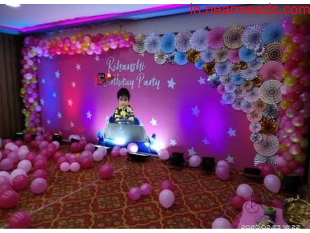 EB Party Planners – Best Event Management Company Lucknow - 1