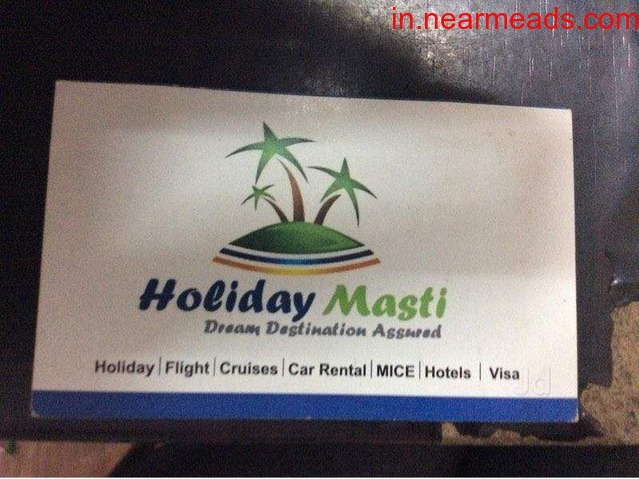 Holiday Masti – Best Tour and Travel Company in Lucknow - 1