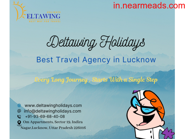 Deltawing Holidays – Best Way to Book Tour and Travel - 1