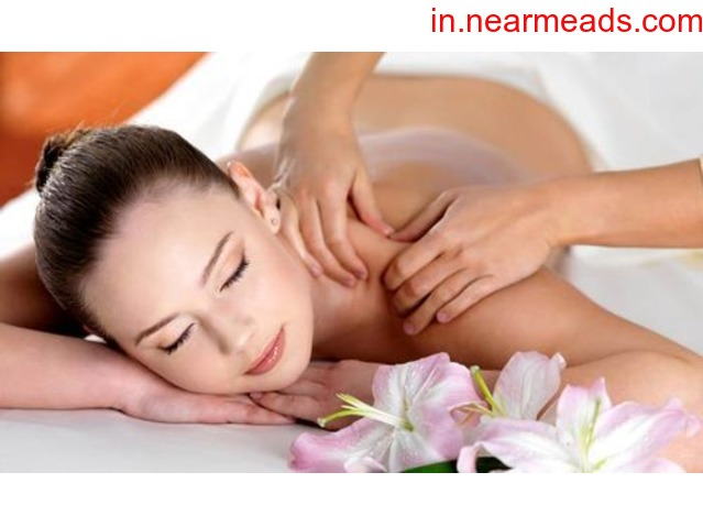 Get the Best Oil Massage in Coimbatore at Bliss Naturals - 1
