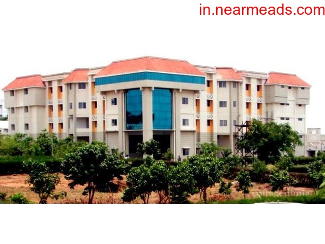 Karpagam Institute of Technology Top Engineering colleges in Coimbatore - 1
