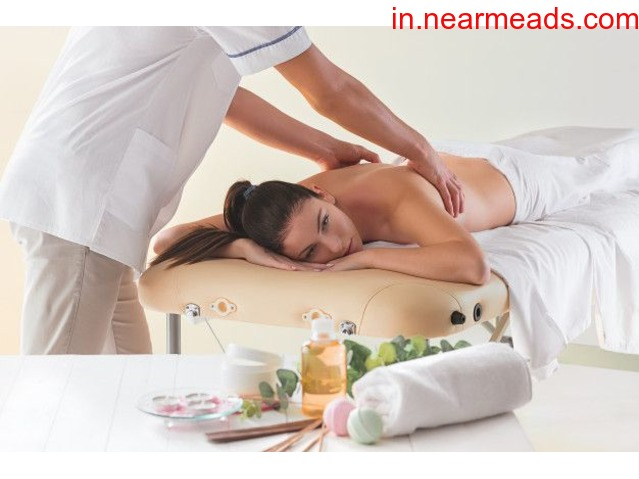Full Body to Body Massage in vidhyadhar nagar jaipur by Female to Male - 2