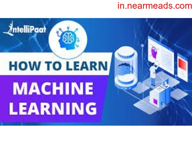Get Machine Learning Course in Bangalore - Intellipaat - 1