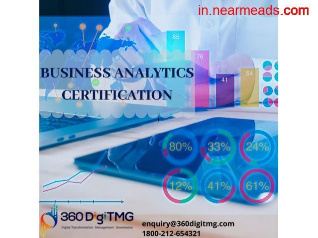 Business Analytics Course In Hyderabad - 1