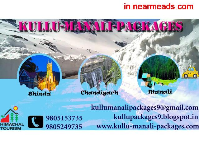Himachal Tour Packages, Family Tour Packages Himachal, Complete Himachal Tour Packages - 2