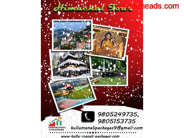 Himachal Tour Packages, Family Tour Packages Himachal, Complete Himachal Tour Packages - 3