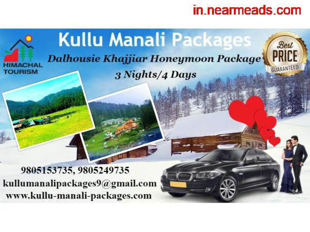 Himachal Tour Packages, Family Tour Packages Himachal, Complete Himachal Tour Packages - 4