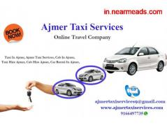 Luxary cabs and coaches in Ajmer , Taxi hire for outstation in Ajmer , - Image 1