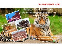 Jaipur Sightseeing Taxi , Car rental company in Jaipur , Jaipur taxi - Image 1