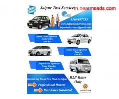 Jaipur Sightseeing Taxi , Car rental company in Jaipur , Jaipur taxi - Image 2