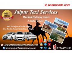 Jaipur Sightseeing Taxi , Car rental company in Jaipur , Jaipur taxi - Image 3