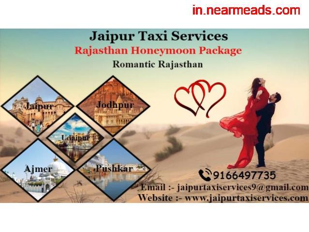 Jaipur Sightseeing Taxi , Car rental company in Jaipur , Jaipur taxi - 4