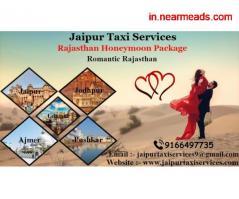 Jaipur Sightseeing Taxi , Car rental company in Jaipur , Jaipur taxi - Image 4