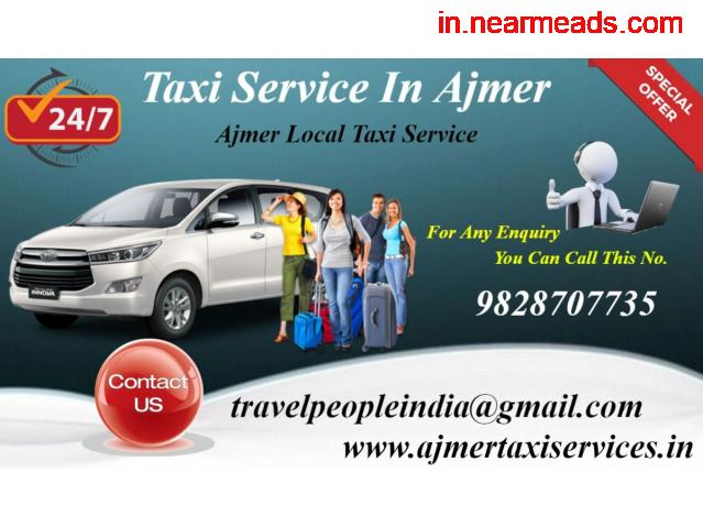 Taxi hire Ajmer , Car hire Ajmer ,  Taxi hire rates in Ajmer - 2