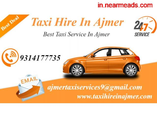 Taxi hire Ajmer , Car hire Ajmer ,  Taxi hire rates in Ajmer - 3