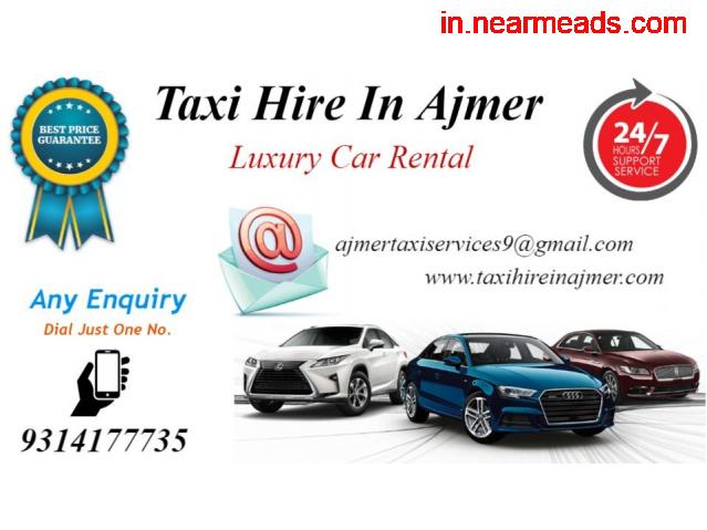 Taxi hire Ajmer , Car hire Ajmer ,  Taxi hire rates in Ajmer - 4