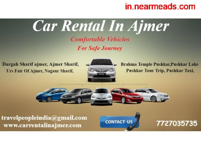 One way Taxi Service in Ajmer ,  Pushkar Taxi , Pushkar Taxi Rates - 2