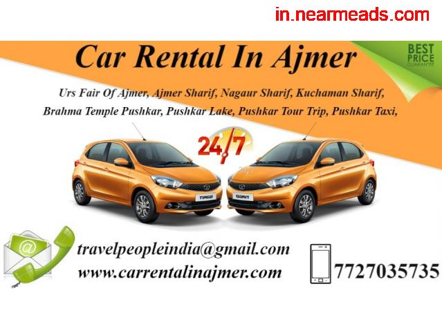 One way Taxi Service in Ajmer ,  Pushkar Taxi , Pushkar Taxi Rates - 3