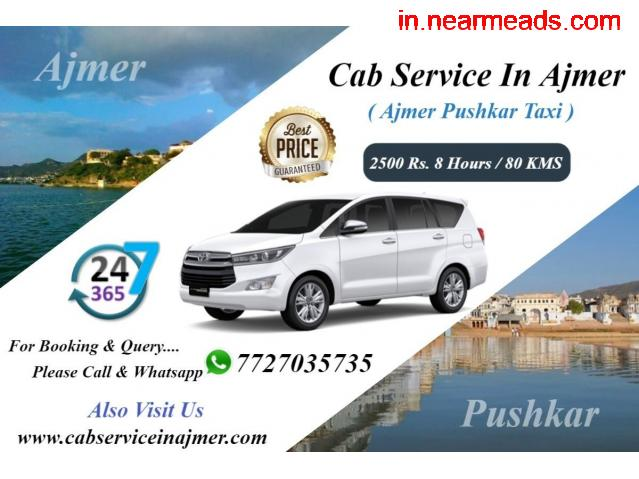 Tempo Traveller Hire in Ajmer , Best Rajasthan Tour Package , Ajmer Cab - 1