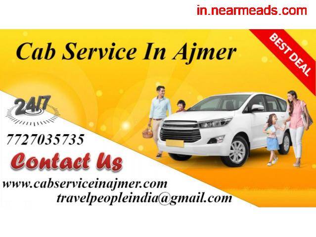 Tempo Traveller Hire in Ajmer , Best Rajasthan Tour Package , Ajmer Cab - 2