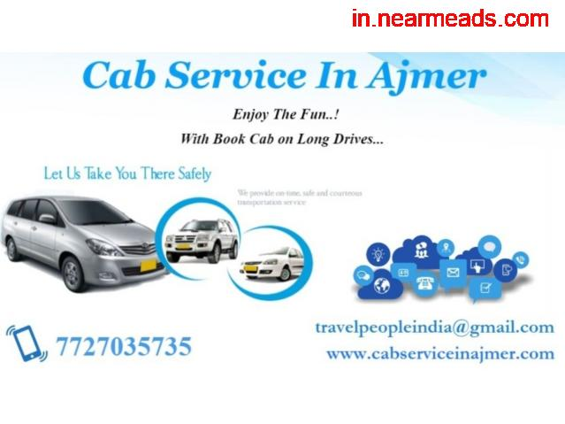 Tempo Traveller Hire in Ajmer , Best Rajasthan Tour Package , Ajmer Cab - 3