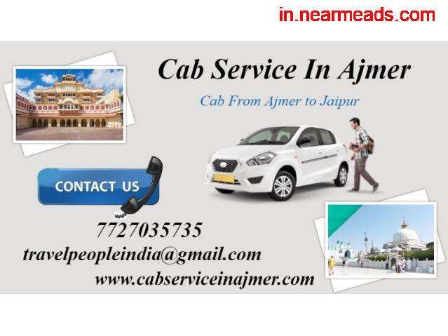 Tempo Traveller Hire in Ajmer , Best Rajasthan Tour Package , Ajmer Cab - 4