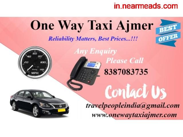 Ajmer to Udaipur Taxi , Oneway Udaipur to Ajmer Taxi Service , Ajmer cab - 2
