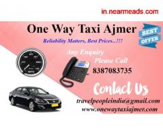 Ajmer to Udaipur Taxi , Oneway Udaipur to Ajmer Taxi Service , Ajmer cab - Image 2