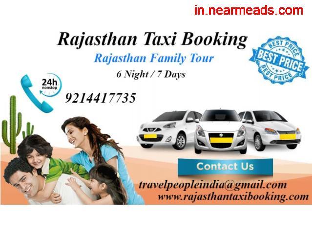 Jaisalmer Taxi Services , Taxi in Jaisalmer , Taxi Hire in Jaisalmer - 1
