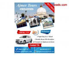 Online Taxi hire in Ajmer, Ajmer Online Taxi Providers, Tour Operator in Ajmer - Image 1