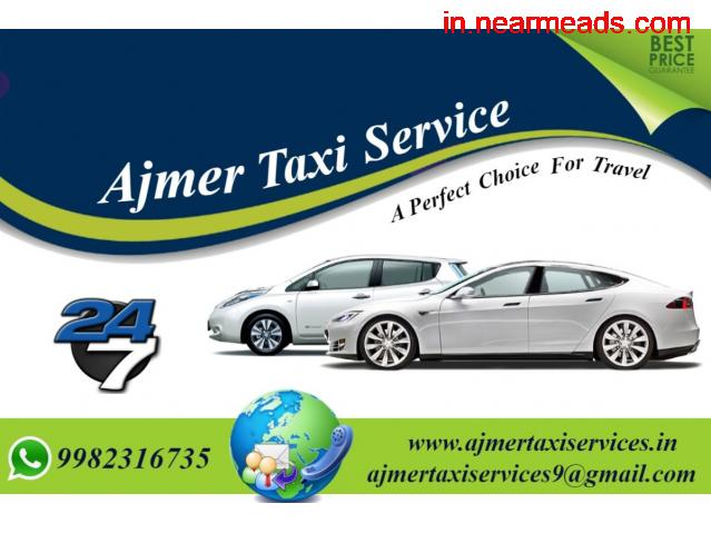 Ajmer To Butati Dham Oneway Taxi Service, Ajmer To Jodhpur Taxi Service - 1