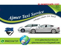 Ajmer To Butati Dham Oneway Taxi Service, Ajmer To Jodhpur Taxi Service - Image 1