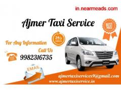 Ajmer To Butati Dham Oneway Taxi Service, Ajmer To Jodhpur Taxi Service - Image 2
