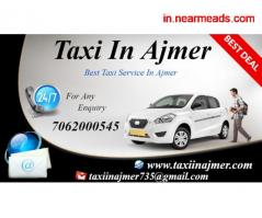 Ajmer Local Taxi , Ajmer Local Taxi Rates , Ajmer Taxi - Image 3