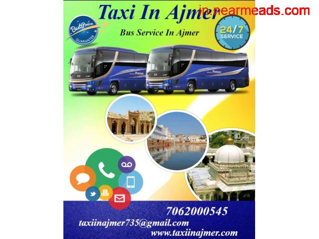 Ajmer Local Taxi , Ajmer Local Taxi Rates , Ajmer Taxi - 4