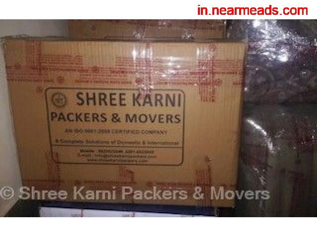 Shree Karni Packers and Movers in Udaipur- Best Relocating Company - 1