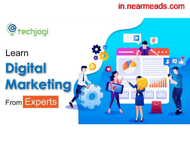 TechJogi - Digital Marketing Company & SEO Training in Bhopal - 1