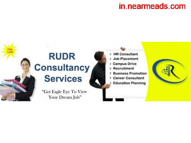 RUDR Consultancy Services in Udaipur- best Job consultancy - 1