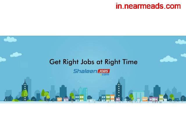 Shaleen Management Consultants Private Limited- Job consultancy in Udaipur - 1