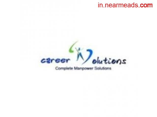 Career Solutions Udaipur- job consultancy - 1