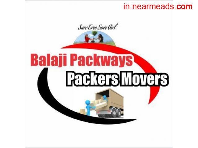 Balaji Packways Packers & Movers in Raipur - 1